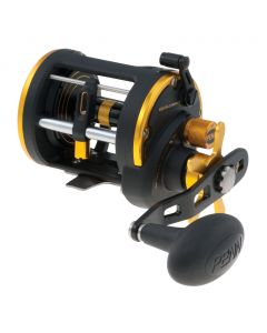 Penn SQUALL LEVEL WIND Reel Size:20 Line Counter