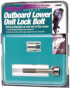 McGard LOWER UNIT LOCK YAMAHA