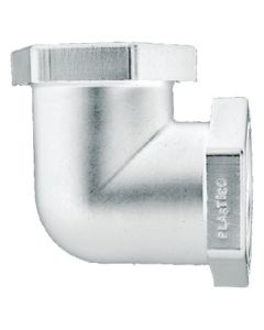 Midland Marine Plastic Elbow 3/4