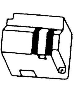 Suburban Mfg Module Board Cover - Suburban Water Heater Repair Parts