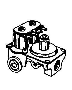 Suburban Mfg Valve - Suburban Furnace Parts