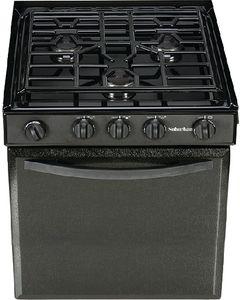 Suburban Mfg 22In Black Top Range Srsa3Lbbe - Sealed Burner Gas Range