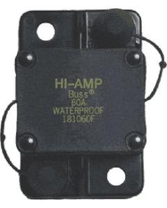 12Volt 60 Amp Circuit Breaker - 60 Amp Circuit Breaker