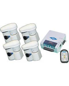 Electric Conversion Kit 4/Set - Electric Conversion Kit W/Wireless Remote