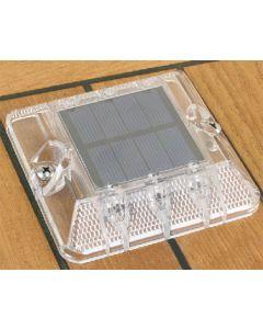 Scandvik LED Solar Powered Dock Light