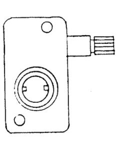 Strybuc Industries Operator Rh - Strybuc Window Parts