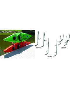 Tie Down Engineering Vertical Kayak Rack, Galvanized