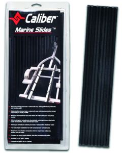 "Caliber Marine Slides, Black, 3"" x 15"" (10-Pack)"