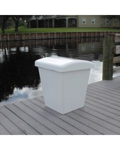 Rough Water Products 32 Gallon Trash Container