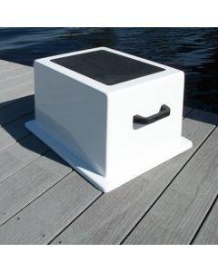 Sea-Line Products Fiberglass Step Box
