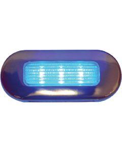 """Aqua Signal """"Cordoba"""" LED Courtesy Light, Blue"""