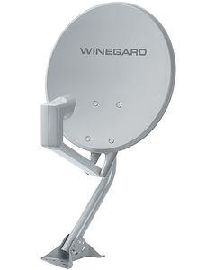 Winegard Co Satellite Dish Home Mount - Single Satellite Viewing Antenna