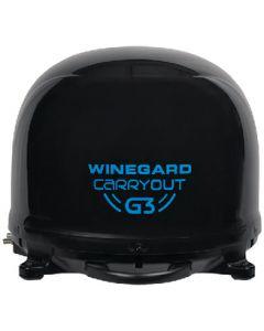 Carryout G3 Blk Port Sat. Ant. - Carryout&Reg; G3 Satellite Antenna