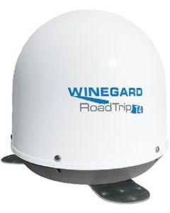Antenna Roadtrip 4 White - Roadtrip T4 In-Motion Rv Satellite Antenna