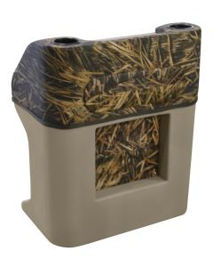 Wise Scout Series Console Camo Pontoon , Shadow Grass Vinyl