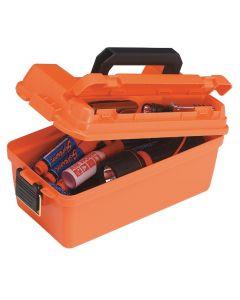 Plano Shallow Dry Emergency Supply Box, Orange