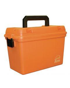 Plano Deep Dry Emergency Supply Box w/tray, Orange