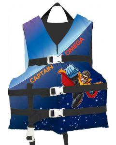 SurfStow All Purpose Character - Captain Omega; Infant/Child