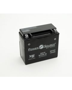 Power Source Batteries Sealed PWC Battery, WPX20L-BS