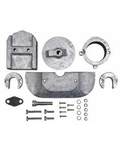 Sierra Mercury/Mercruiser Anode Kit, Aluminum, Alpha 1 Gen II