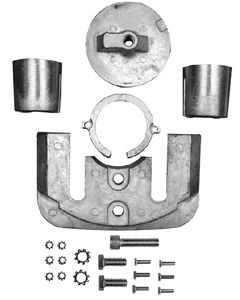 Sierra Mercury/Mercruiser Anode Kit, Aluminum, Bravo 1