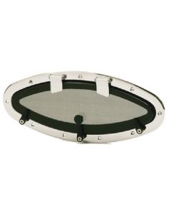 Bomar S616 Ss Port W/Scrn Tab Ring
