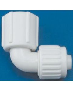 1/2 X1/2 Fpt Swvl Elbow Flair- - Flared- Cone & Nut Fittings
