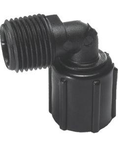 Swv Ell 1/2 Mpt X 1/2 Fpt - Pexlock Plumbing Fittings
