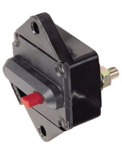 Seachoice 285 Series Panel Mount Circuit Breaker, 80 Amp
