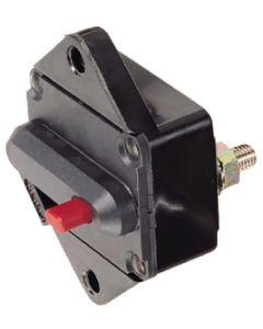 Seachoice 285 Series Panel Mount Circuit Breaker, 100 Amp