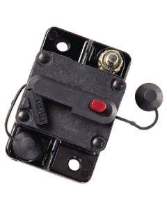 Seachoice 285 Series Surface Mount Circuit Breaker, 80 Amp