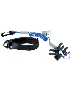 Seacchoice Ultimate Lanyard Blue/Silver