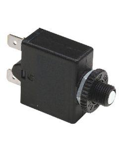 Seachoice Mini Push To Reset Circuit Breaker, 15 Amp