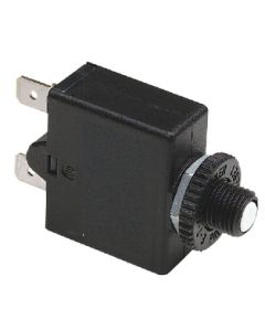 Seachoice Mini Push To Reset Circuit Breaker, 20 Amp