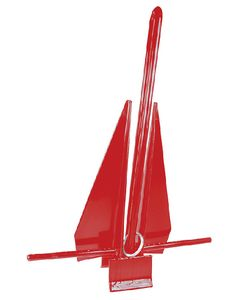 Seachoice PVC Coated Slip-Ring Anchor, Red