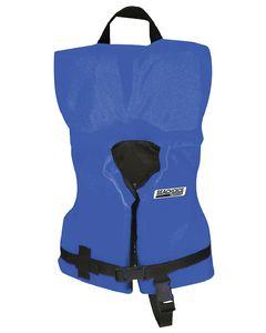 Seachoice Blue/Black Infant Vest