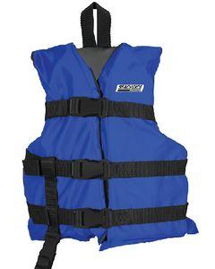 Seachoice Blue/Blk Child Vest