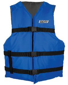 Seachoice Blue/Blk Adult Vest