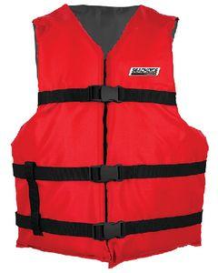 Seachoice Blk/Red Adult Xl Vest