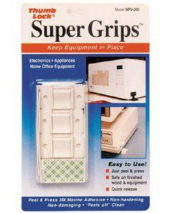Ready America Super Gripswhite - Super Grips&Trade;