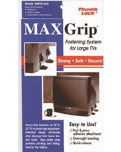 Ready America Maxi Gripsblack W Safety Teth - Max Grip&Trade;