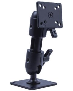 Leisuretime Products Dbl Knuckle Lcd Monitor Mnt 6I - Universal Monitor Mount