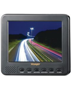 """Leisuretime Products 2-Camera Lcd Color Rearview - 5.6"""" Lcd Rear View Monitor"""