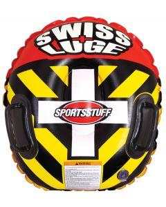SportsStuff Swiss Luge Snow Tube, 1 Rider - Sportsstuff