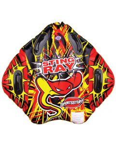 SportsStuff Sting Ray Snow Tube, 1 Rider - Sportsstuff