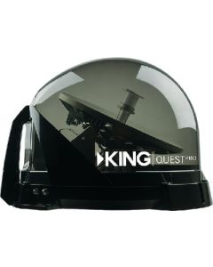 King Quest Pro Smoke - Quest Pro&Trade; Premium Satellite Antenna