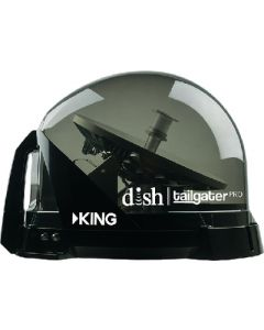 King Tailgater Pro Smoke - Dish&Reg; Tailgater&Reg; Pro Premium Satellite System
