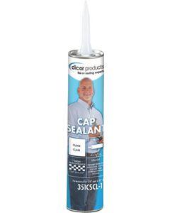 Cap Sealant Clear 10Oz Tube - Cap Sealant