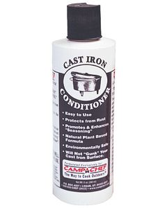Camp Chef Cast Iron Conditioner 8 Oz. - Cast Iron Conditioner