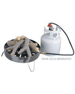 Camp Chef Portable Propane Gas Campfire - Portable Gas Fire Ring